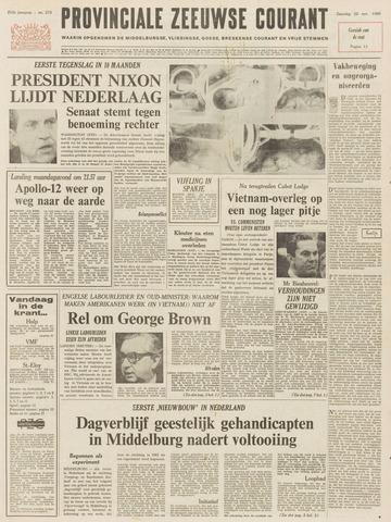 Provinciale Zeeuwse Courant 1969-11-22