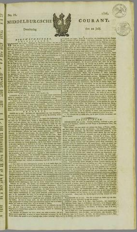 Middelburgsche Courant 1824-07-22