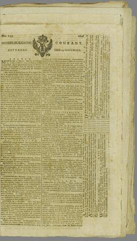 Middelburgsche Courant 1806-11-15