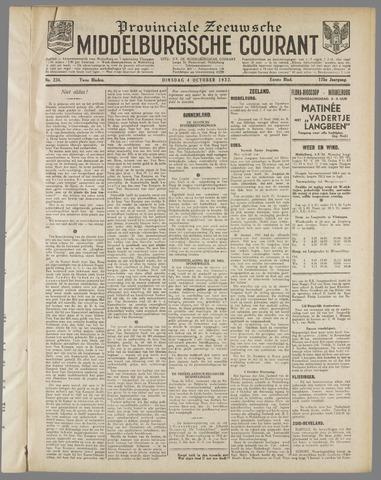 Middelburgsche Courant 1932-10-04