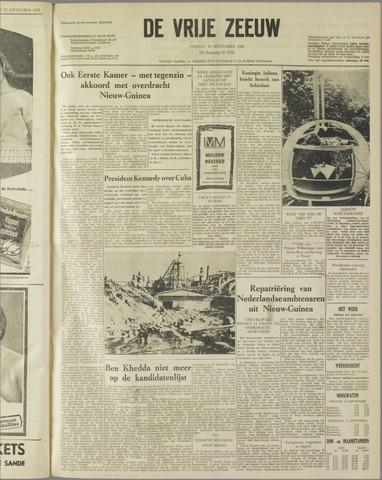 de Vrije Zeeuw 1962-09-14