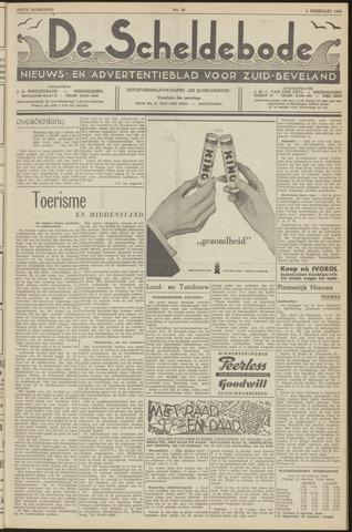 Scheldebode 1960-02-06