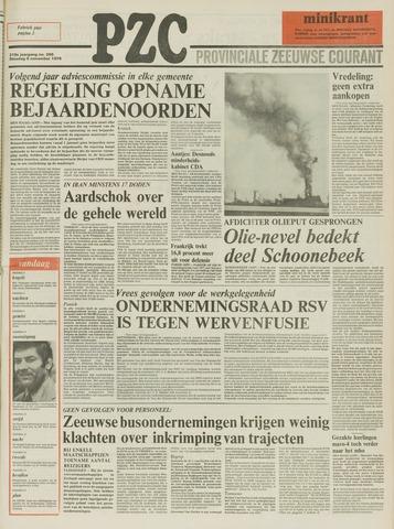 Provinciale Zeeuwse Courant 1976-11-09