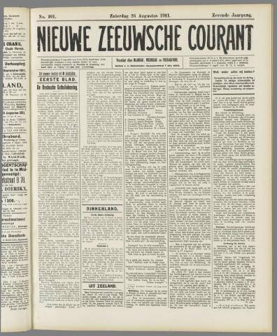 Nieuwe Zeeuwsche Courant 1911-08-26