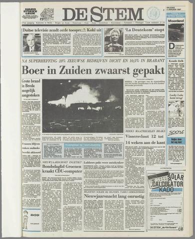 de Stem 1987-01-02