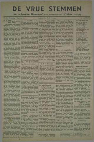 Zierikzeesche Nieuwsbode 1945-08-09