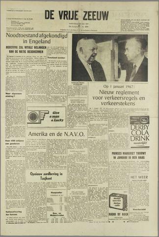 de Vrije Zeeuw 1966-05-25