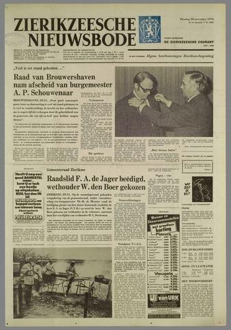 Zierikzeesche Nieuwsbode 1976-11-30