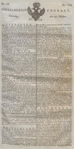 Middelburgsche Courant 1776-10-19