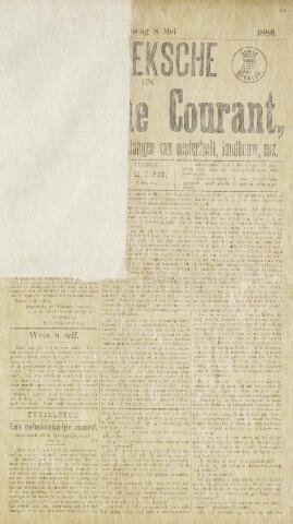 Ierseksche en Thoolsche Courant 1886-05-08