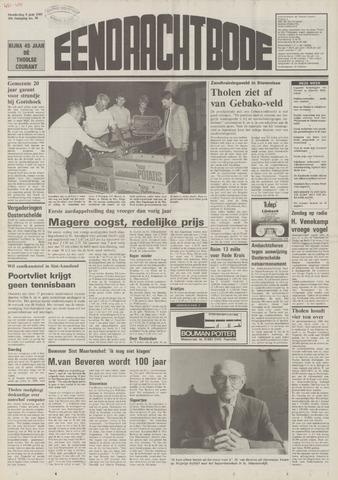 Eendrachtbode (1945-heden)/Mededeelingenblad voor het eiland Tholen (1944/45) 1989-06-08