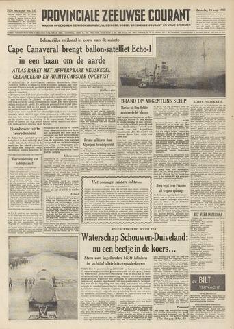 Provinciale Zeeuwse Courant 1960-08-13