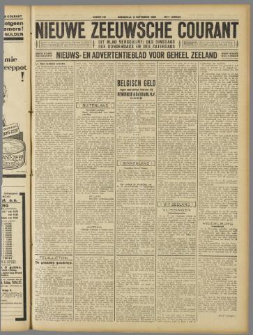 Nieuwe Zeeuwsche Courant 1930-09-11