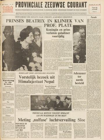 Provinciale Zeeuwse Courant 1967-04-26