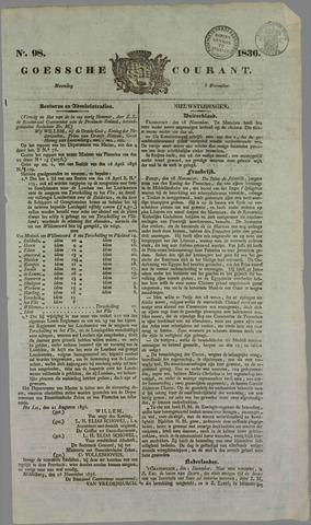 Goessche Courant 1836-12-05