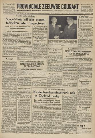 Provinciale Zeeuwse Courant 1951-12-05