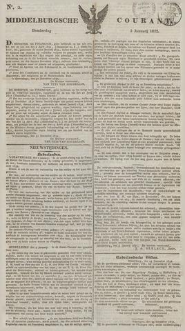 Middelburgsche Courant 1832-01-05