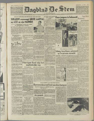 de Stem 1950-04-13