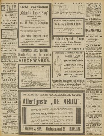 de Faam en de Faam/de Vlissinger 1924-02-27