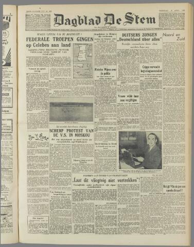 de Stem 1950-04-19