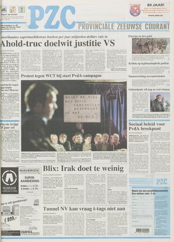 Provinciale Zeeuwse Courant 2003-02-28