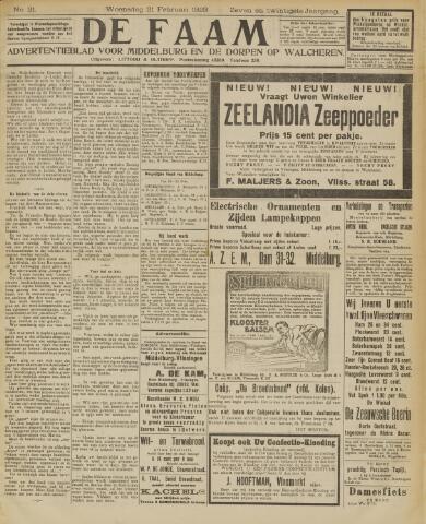 de Faam en de Faam/de Vlissinger 1923-02-21