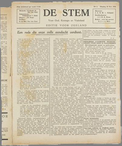 de Stem 1944-11-28