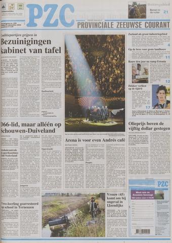 Provinciale Zeeuwse Courant 2004-09-28