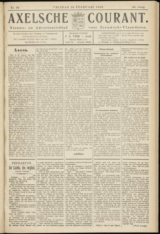 Axelsche Courant 1928-02-24