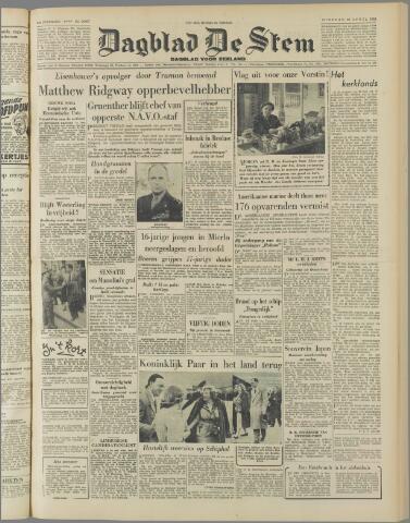 de Stem 1952-04-29