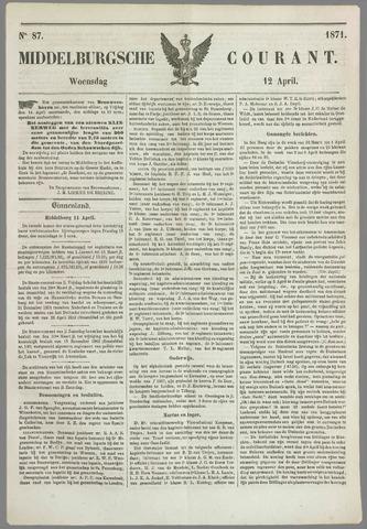 Middelburgsche Courant 1871-04-12