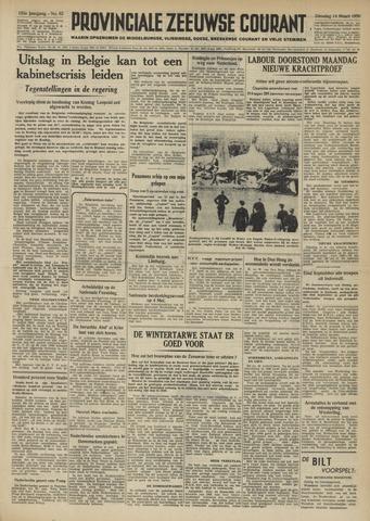 Provinciale Zeeuwse Courant 1950-03-14