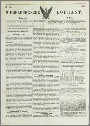 Middelburgsche Courant 1857-05-19