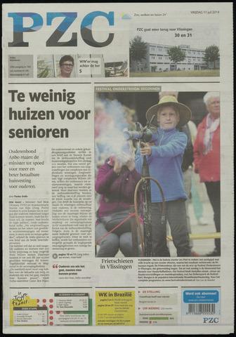 Provinciale Zeeuwse Courant 2014-07-11