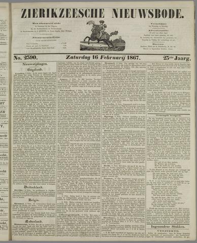 Zierikzeesche Nieuwsbode 1867-02-16