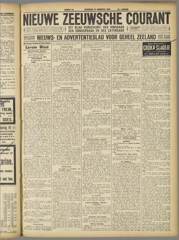 Nieuwe Zeeuwsche Courant 1923-08-18