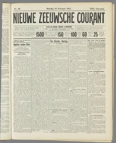 Nieuwe Zeeuwsche Courant 1915-02-16