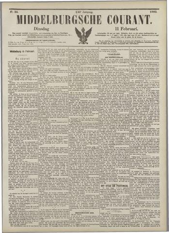 Middelburgsche Courant 1902-02-11