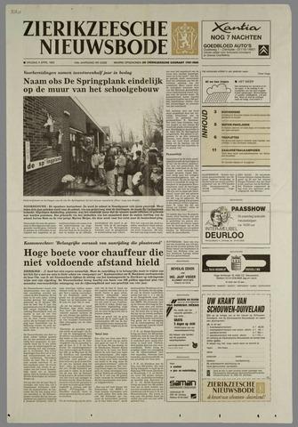 Zierikzeesche Nieuwsbode 1993-04-09