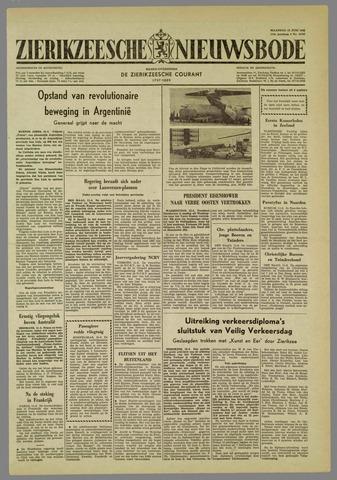 Zierikzeesche Nieuwsbode 1960-06-13
