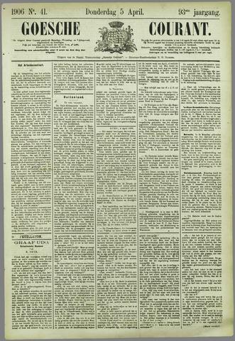 Goessche Courant 1906-04-05