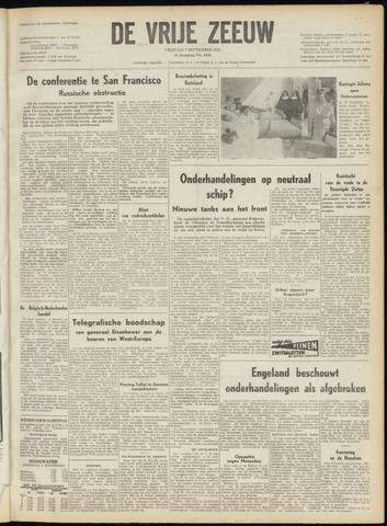 de Vrije Zeeuw 1951-09-07