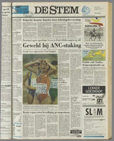 de Stem 1992-08-04