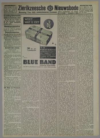 Zierikzeesche Nieuwsbode 1932-12-07