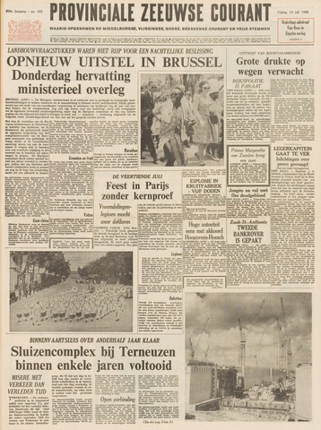 Provinciale Zeeuwse Courant 1966-07-15
