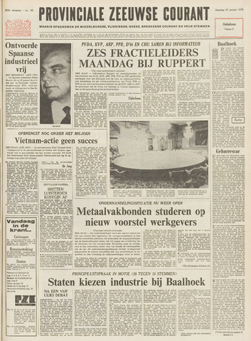 Provinciale Zeeuwse Courant 1973-01-27
