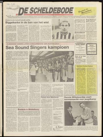 Scheldebode 1991-06-12