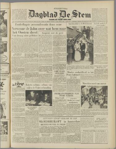 de Stem 1954-08-12