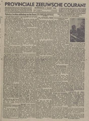 Provinciale Zeeuwse Courant 1943-03-04