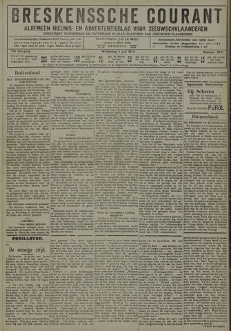 Breskensche Courant 1928-07-04